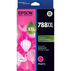 Epson 788XXL Genuine Magenta Ink Cartridge - 4,000 pages