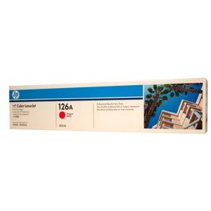 HP #126A Genuine Magenta Toner CE313A - 1,000 pages