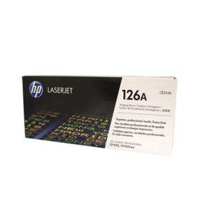 HP #126A Genuine Imaging Drum CE314A - approx 14K Genuine Black & 7K Colour