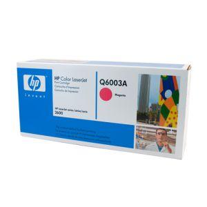HP #124A Genuine Magenta Toner Q6003A - 2,000 pages
