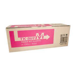 Kyocera TK869M Magenta Toner - 12,000 pages
