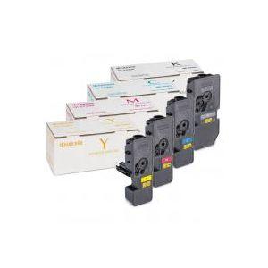 4 Pack Genuine Kyocera TK-5234 Toner Combo Ecosys M5521, P5021 [1BK,1C,1M,1Y]