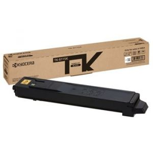Kyocera TK8119 Black Toner Cartridge - 12,000 pages