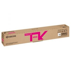 Kyocera TK8119 Magenta Toner Cartridge - Prints up to 6,000 pages