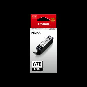 Canon PGI670 Genuine Black Ink Cartridge