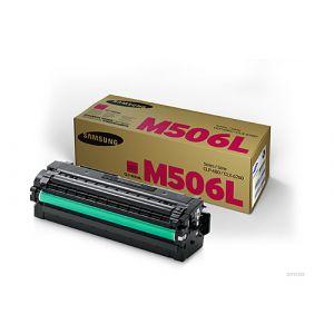 Samsung CLTM506L Genuine Magenta Toner Cartridge SU307A - 3,500 pages
