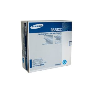 Samsung CLXR838XC Genuine Cyan Drum - 30,000 pages