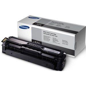 Samsung CLTK504S Genuine Black Toner Cartridge - SU160A - 2,500 pages