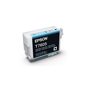 Epson 760 Genuine Light Cyan Ink Cartridge