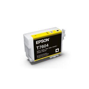 Epson 760 Genuine Yellow Ink Cartridge