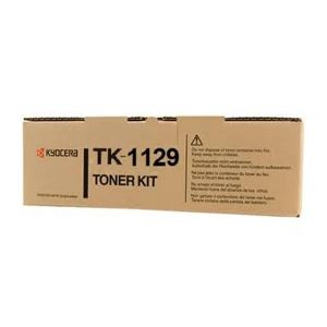 Kyocera TK1129 Toner Kit - Prints up to 2,100 pages