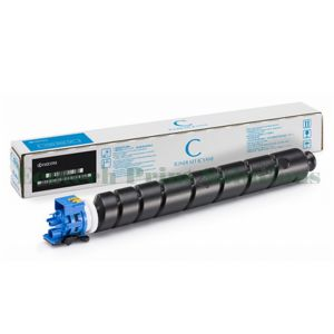 Kyocera TK8529C Cyan Toner - Prints up to 20,000 pages