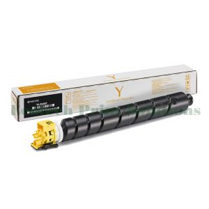 Kyocera TK8519Y Yellow Toner - 20,000 pages