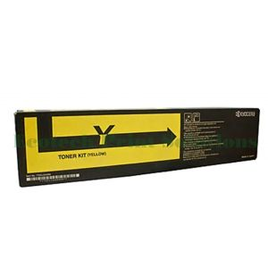 Kyocera TK8709Y Yellow Toner - 30,000 pages