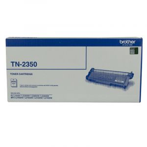 Brother TN2350 Genuine Toner Cartridge - 2,600 pages