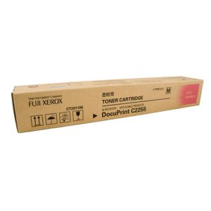 Fuji Xerox DocuPrint C2255 Genuine Magenta Toner Cartridge - 12,000 pages (CT201162)